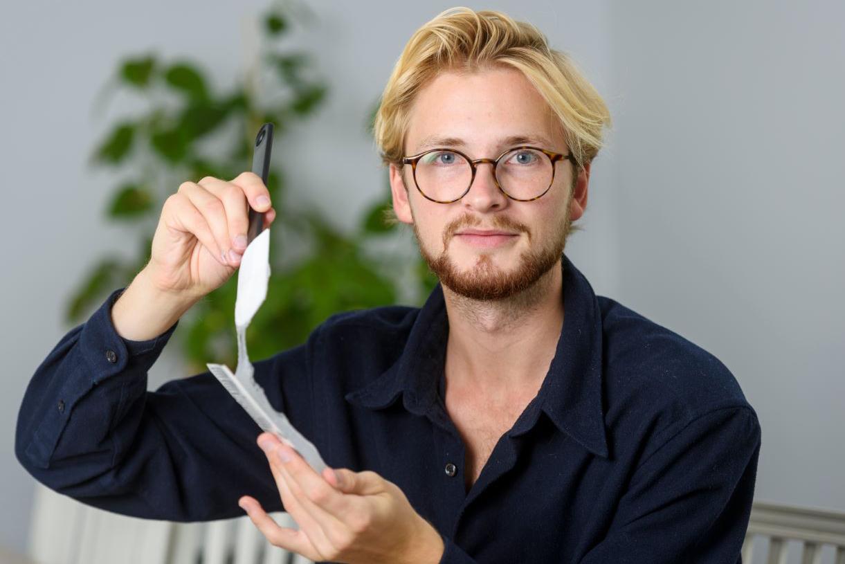 """Pontus Törnqvist, lo svedese ideatore delle """"plastic potato"""""""